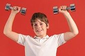 Kid's strength training